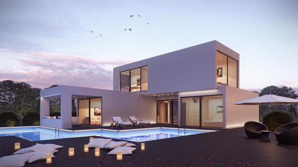 nowoczesne domy modułowe