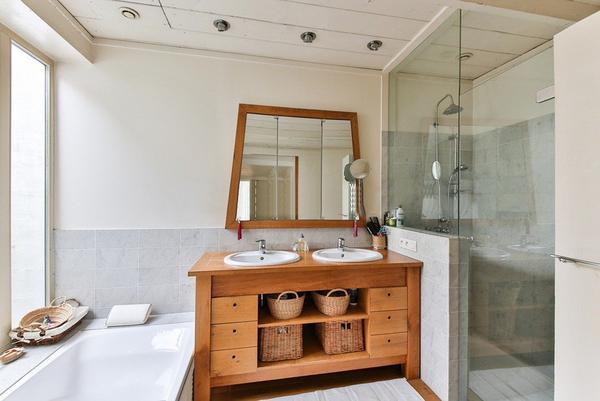 kabiny prysznicowe prostokątne z brodzikiem
