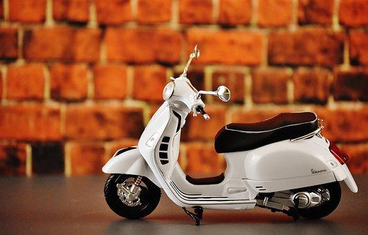 motor trzykołowy na akumulator